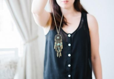 gold dream catcher necklace 925x 392x272 - Home