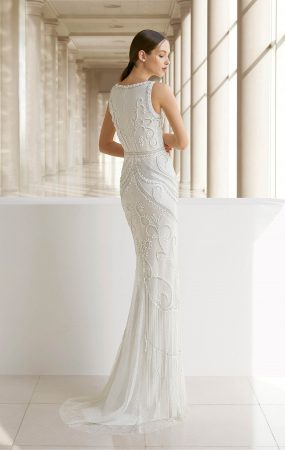 2fb57318 3034 4f33 bdfe 70b1ade3c805 285x450 - 17 Wedding Gowns Will Make You Get Lots Of Compliments And Feel Like A Princess