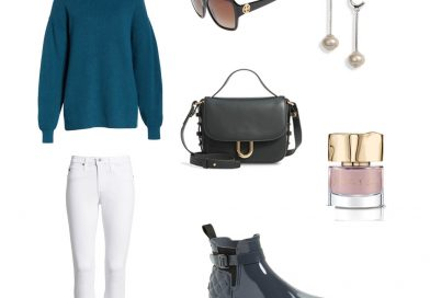 how to wear white jeans in winter 392x272 - Home