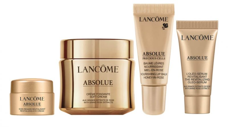 4. Lancôme Absolue Discovery Set