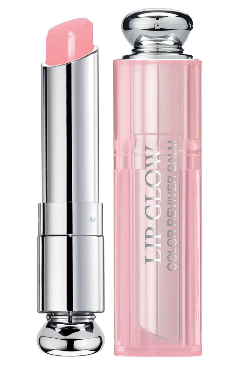 Addict Lip Glow Color Reviving Lip Balm by Dior 768x1178 - Easy Breezy Spring Or Vacation Look