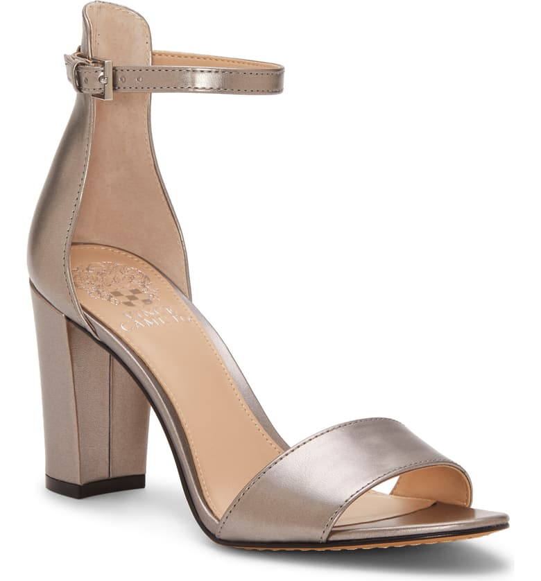 Ankle Strap Sandal by Vince Camuto - 9 Sandals Every Woman Needs In Her Wardrobe