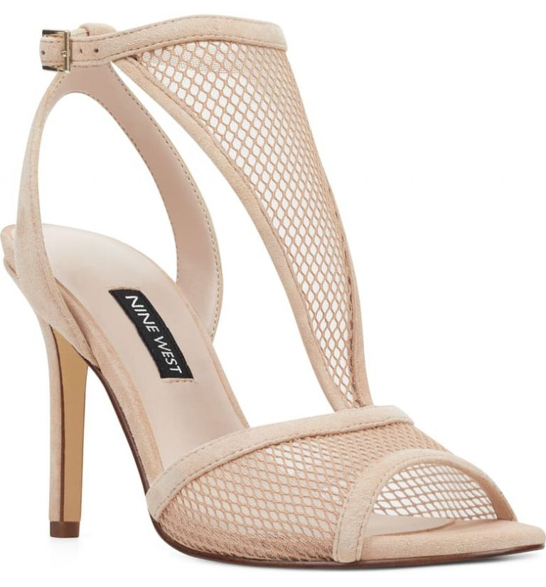 Nine West Manchon 2 Ankle Strap Sandal 768x825 - 9 Sandals Every Woman Needs In Her Wardrobe