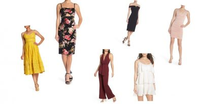 Top 7 cocktail party dresses you'll be wearing all summer 390x205 - Top 7 Cocktail Party Dresses You'll Be Wearing All Summer