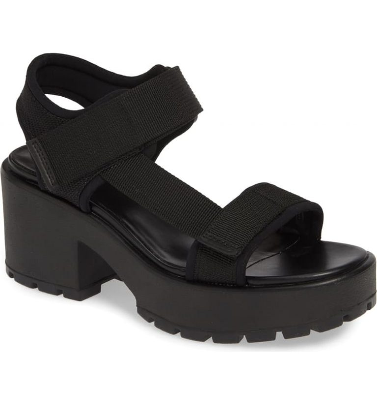 Vagabond Dioon Webbing Platform Sandal 768x825 - 9 Sandals Every Woman Needs In Her Wardrobe