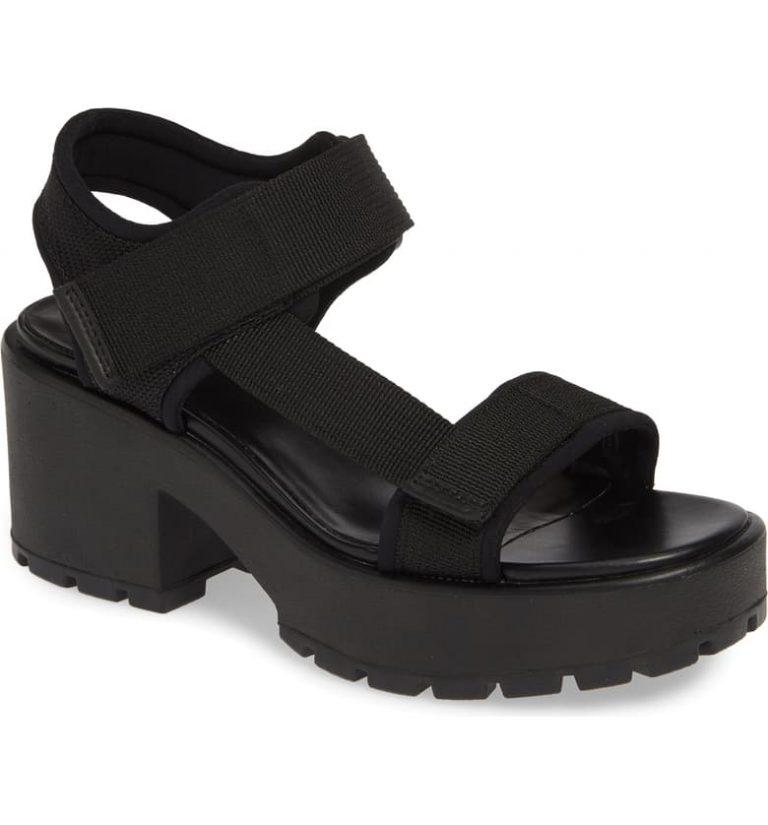 Vagabond Dioon Webbing Platform Sandal 768x825 - 9 Sandals Every Woman Needs In Her Wardrobe
