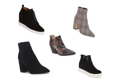 5 Booties that You Need to Look at this Fall 1 392x272 - Home