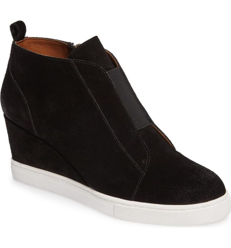 The Linea Paolo Felicia Wedge Bootie 768x825 - 5 Booties that You Need to Look at this Fall