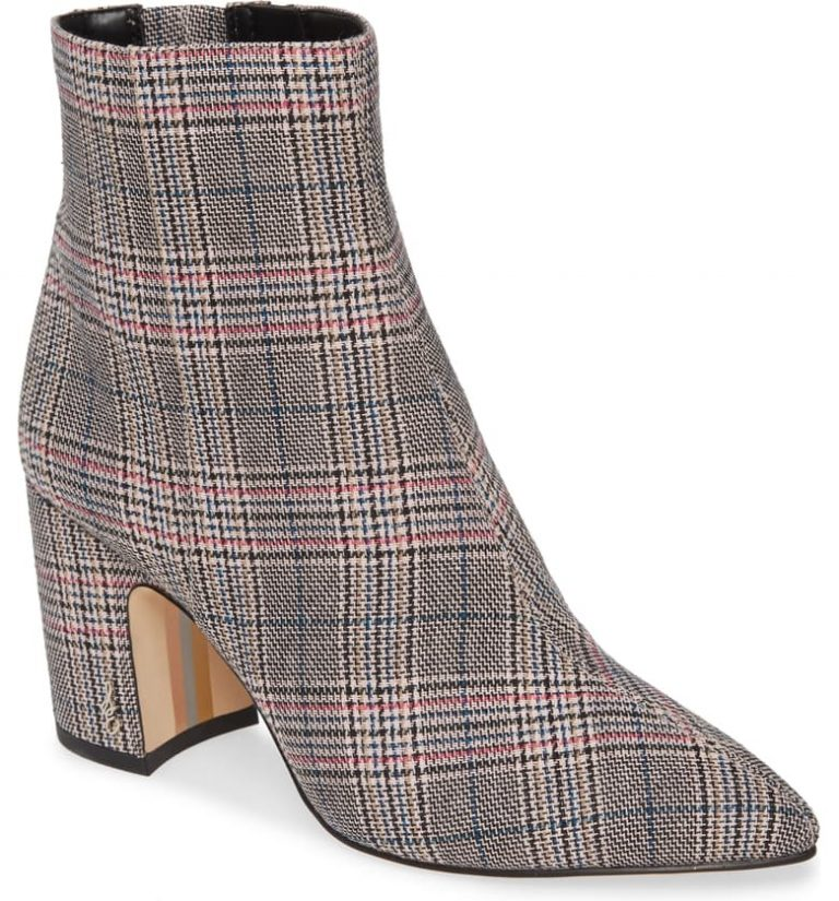 The Sam Edelman Hilty Bootie 768x825 - 5 Booties that You Need to Look at this Fall