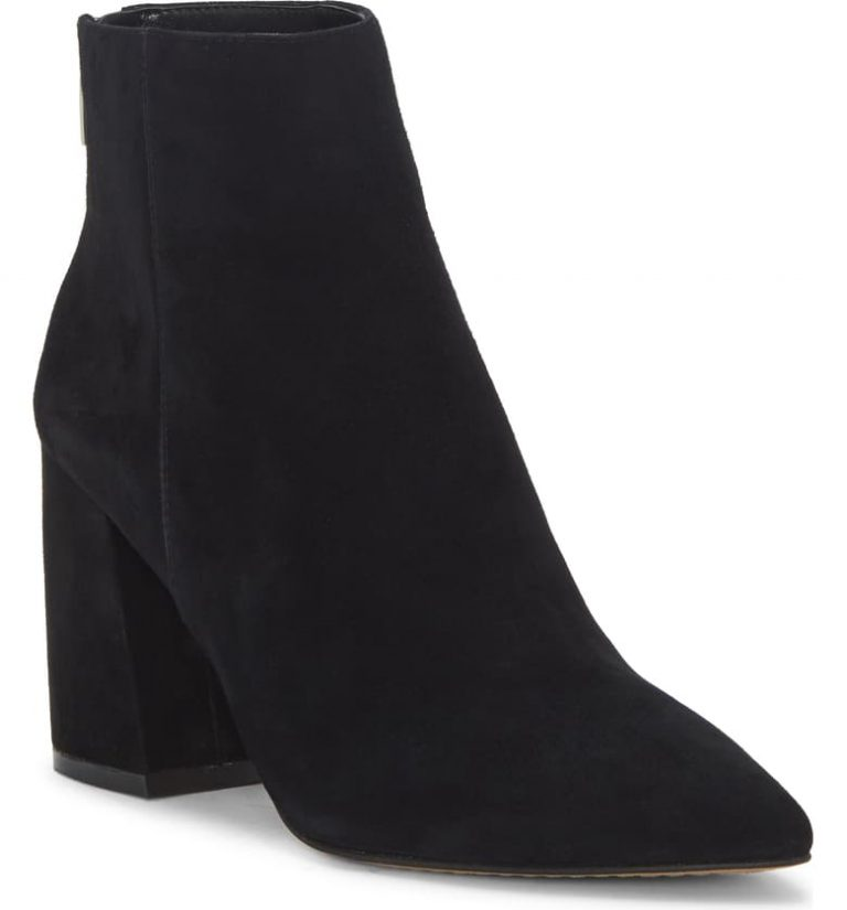 The Vince Camuto Benedie Pointed Toe Bootie 768x825 - 5 Booties that You Need to Look at this Fall