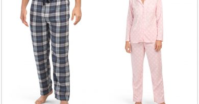 8 Pajama Sets That You WILL Be Wearing All Winter1 390x205 - 8 Pajama Sets That You WILL Be Wearing All Winter