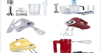 10 Hand Blenders and Hand Mixers That Will Make Your Life Easier 390x205 - 10 Hand Blenders And Hand Mixers That Will Make Your Life Easier