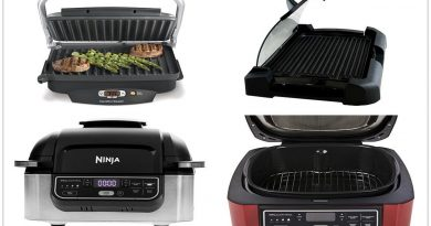 6 INDOOR GRILLS THAT DELIVER DELICIOUS RESULTS 390x205 - 6 Indoor Grills That Deliver Delicious Results