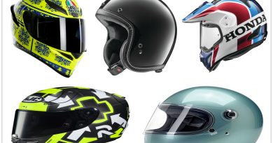7 Helmets To Gift Yourself This Year 390x205 - 7 Helmets To Gift Yourself This Year