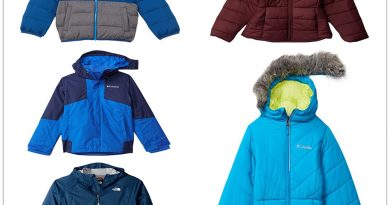 8 BEST KIDS JACKETS TO CARRY EASILY  390x205 - 8 Best Kids Jackets To Carry Easily Through The Winter Season