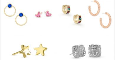8 Earrings That Complement Your Pretty Look 390x205 - 8 Earrings That Complement Your Pretty Look