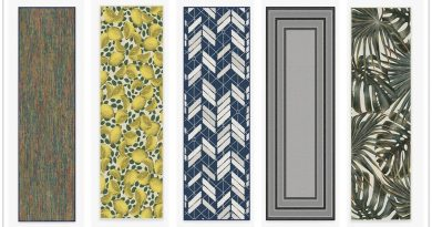 8 Outdoor Rugs That Will Beautify Your Home 390x205 - 8 Outdoor Rugs That Will Beautify Your Home