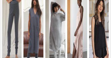 8 SLEEPWEAR ITEMS FOR 390x205 - 8 Sleepwear Items Fo A Cozy Ride Into Dreams