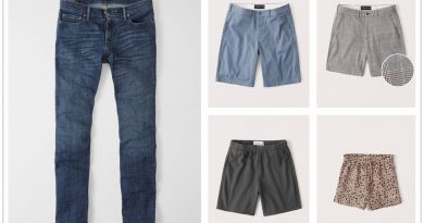 9 JEANS AND 390x205 - 9 Jeans And Shorts To Stretch Your Comfort