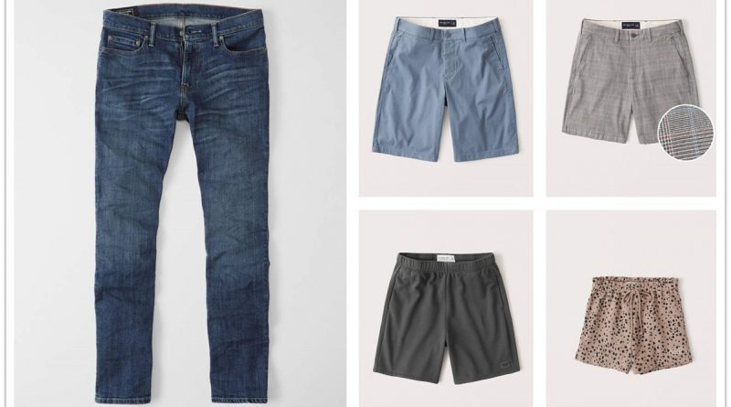9 JEANS AND 800x445 - 9 Jeans And Shorts To Stretch Your Comfort