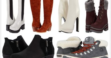 9 Womens Boots Fit Your Winter Season  390x205 - 9 Women's Boots Fit Your Winter Season