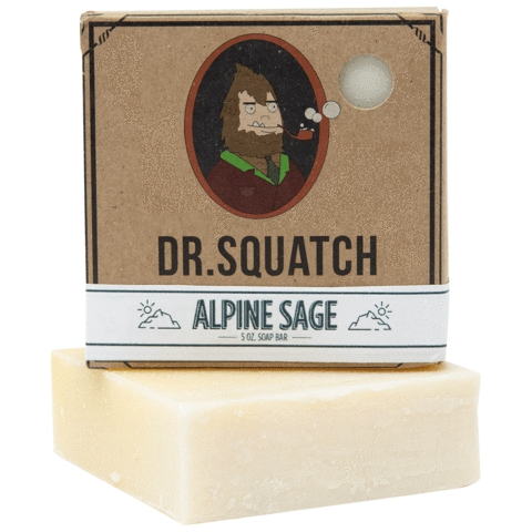 AlpineSage 1 5a3818e3 fbd6 4efb b77e 8262d054c5d2 480x - Smell Like A Champion With These 7 Natural Soaps From Dr. Squatch