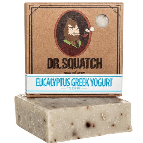 Eucalyptus Yogurt 1 480x 1 1 - Smell Like A Champion With These 7 Natural Soaps From Dr. Squatch
