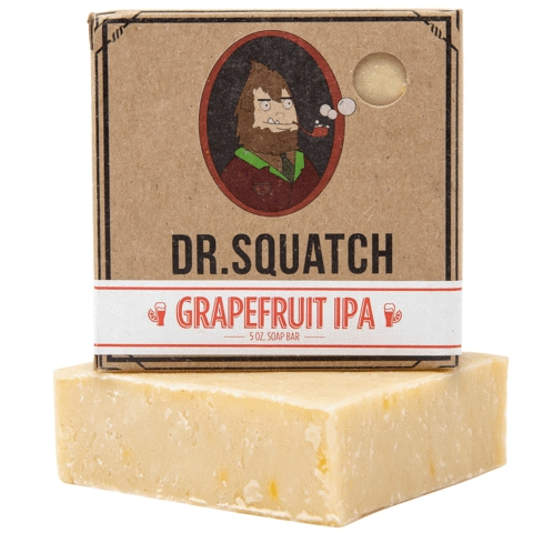 Grapefruit IPA 1 480x - Smell Like A Champion With These 7 Natural Soaps From Dr. Squatch