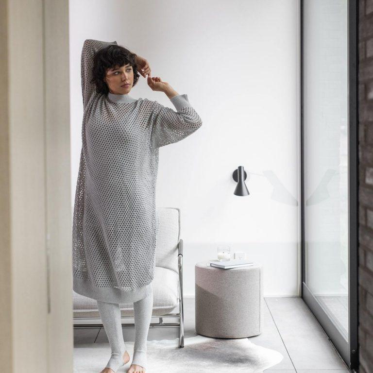 Lunya CozyCottonSilkOverlayDress Chroma 2 min 768x768 - 8 Sleepwear Items Fo A Cozy Ride Into Dreams