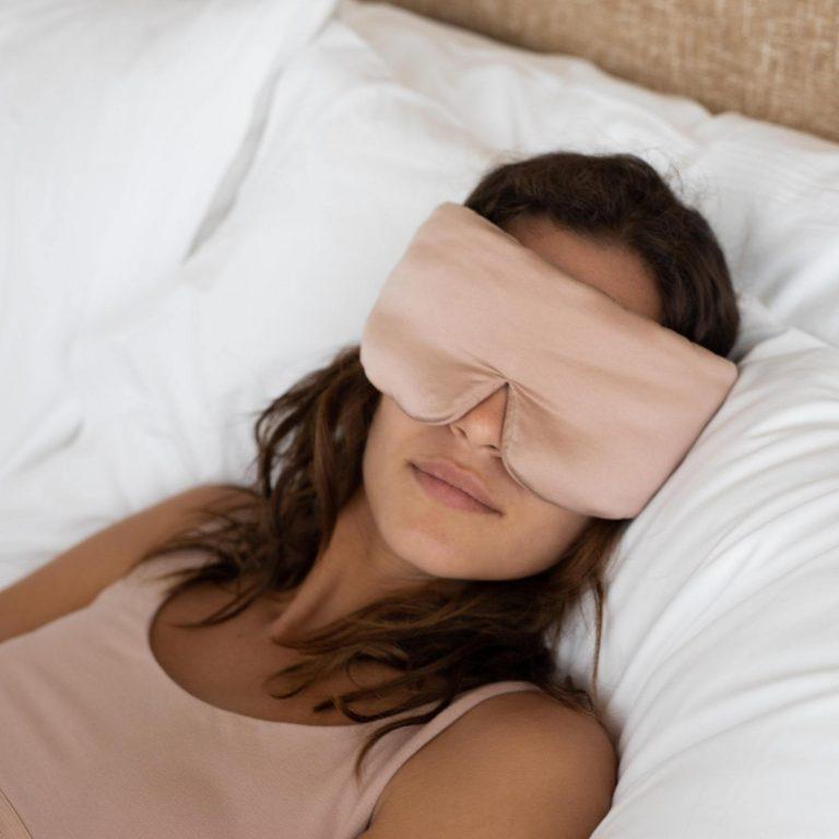 Lunya WashableSilkSleepMask Bare 1 min 768x768 - 8 Sleepwear Items Fo A Cozy Ride Into Dreams