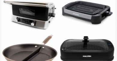 Never Mind The Weather With These 8 Amazing Indoor Pan Grills 390x205 - Never Mind The Weather With These 8 Amazing Indoor &Pan Grills