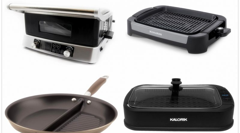 Never Mind The Weather With These 8 Amazing Indoor Pan Grills 800x445 - Never Mind The Weather With These 8 Amazing Indoor &Pan Grills