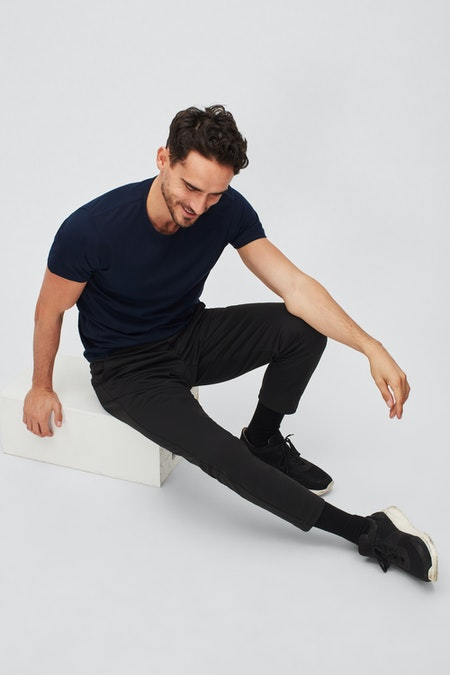 PANT ELASTIC WAIST PANT 27690 BK745 1 category - 8 Pants From Bonobos Definitely Up Your Style