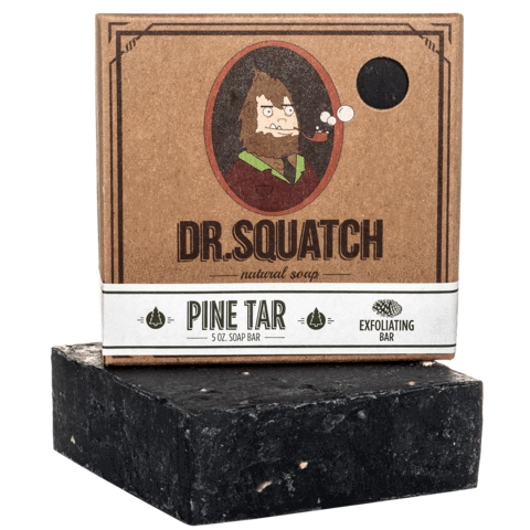 Pine Tar 1 480x - Smell Like A Champion With These 7 Natural Soaps From Dr. Squatch