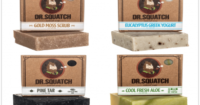 Smell Like A Champion With These 7 Natural Soaps From Dr. Squatch 390x205 - Smell Like A Champion With These 7 Natural Soaps From Dr. Squatch