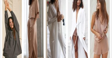 Top 8 nightwears for a good night sleep 390x205 - Top 8 Nightwears For A Good Night Sleep