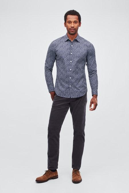 WOVEN CASUAL SHIRT BUTTON DOWN WOVEN SHIRT 26963 MVH00 1 - Best 9 Dress Options For Modern Men