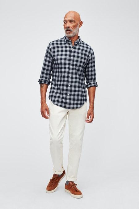 WOVEN CASUAL SHIRT BUTTON DOWN WOVEN SHIRT 27243 BMD56 1 - Best 9 Dress Options For Modern Men