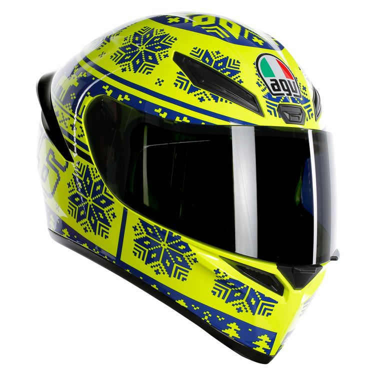 agvk1 winter test2015 helmet 750x750 - 7 Helmets To Gift Yourself This Year