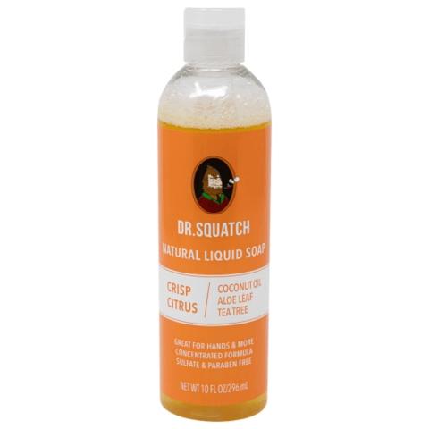 crispCitrus 480x - Reveal 10 Unique Soap Recommendations