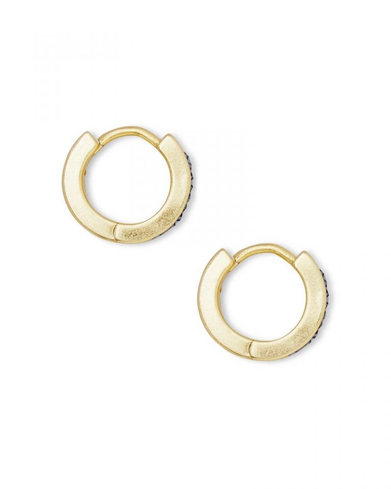 kendra scott jack huggie hoop gold multi 01 lg 768x960 - 8 Vintage Gold Jewelry Your Beloved Will Love