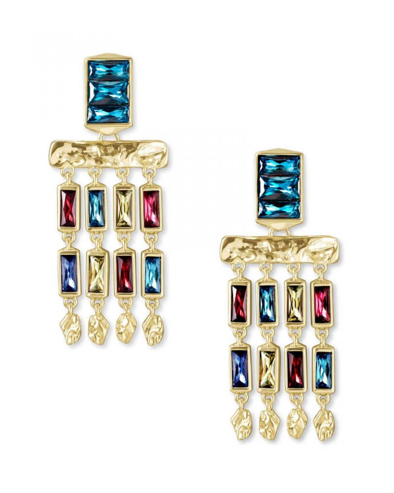 kendra scott jack sm statement earring gold jewel tone mix 01 lg 768x960 - 8 Vintage Gold Jewelry Your Beloved Will Love