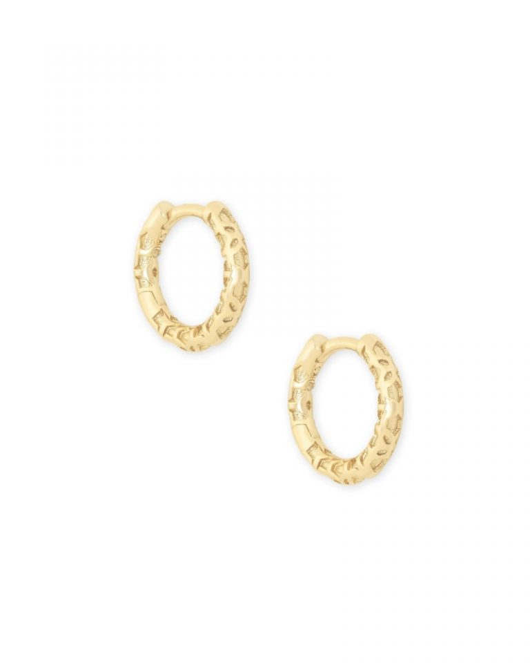 kendra scott maggie huggie earring goldfiligree lg angle 768x960 - 8 Vintage Gold Jewelry Your Beloved Will Love