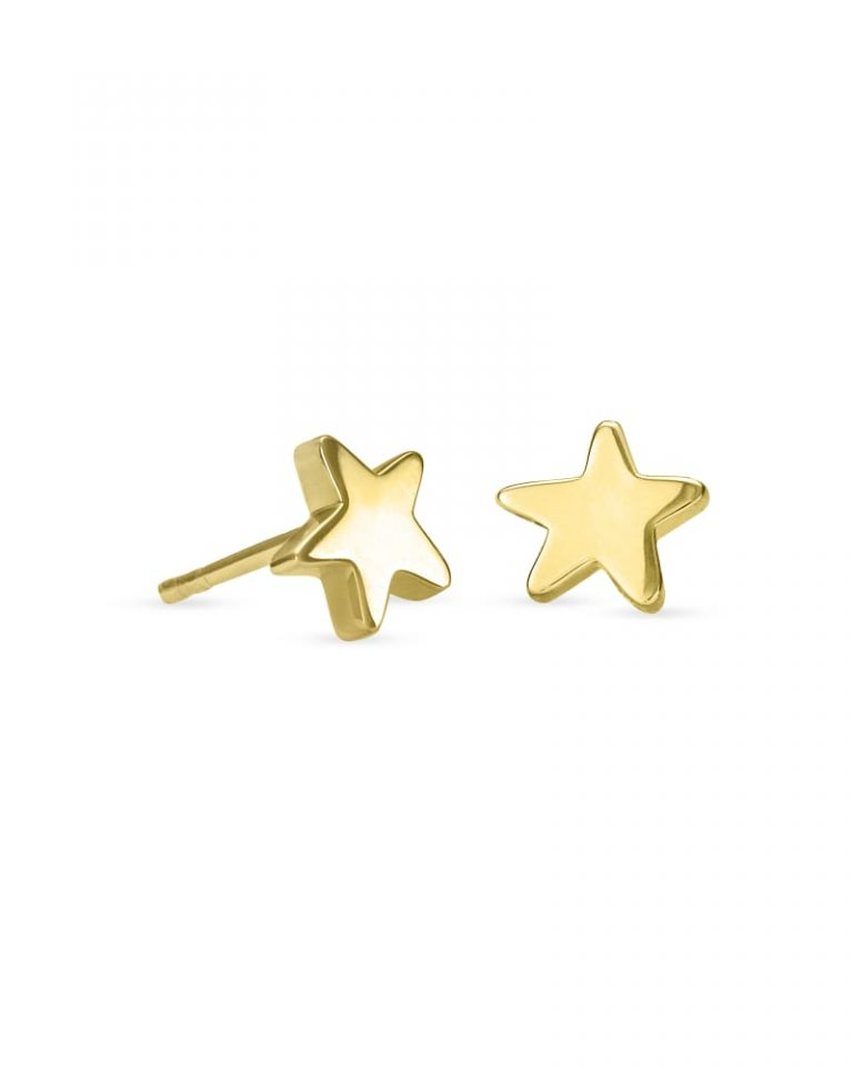 kendra scott star stud earring gold vermeil 00 lg 1 768x960 - 8 Vintage Gold Jewelry Your Beloved Will Love