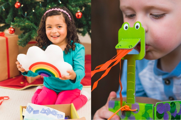 koala intro holiday - 8 Children's Crate & DIY Toys For Improving Craft And Enginee