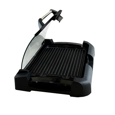 megachef reversible grillgriddle with glass lid d 2019112121010088 8524103w - 6 Indoor Grills That Deliver Delicious Results