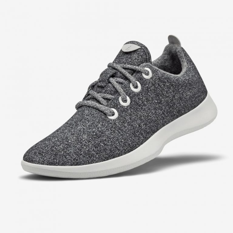 WR3WNCW SHOE ANGLE GLOBAL WOMENS WOOL RUNNER GREY LIGHT GREY 768x768 - Get Back Into Running With These 8 Runner Shoes