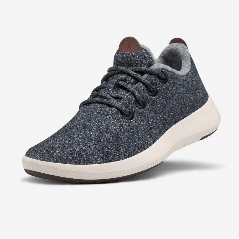 WW1MNCW SHOE ANGLE GLOBAL MENS WOOL RUNNER MIZZLE NATURAL GREY CREAM 1fefccc4 0176 4bb7 b5c0 551d30ae4b43 768x768 - Get Back Into Running With These 8 Runner Shoes
