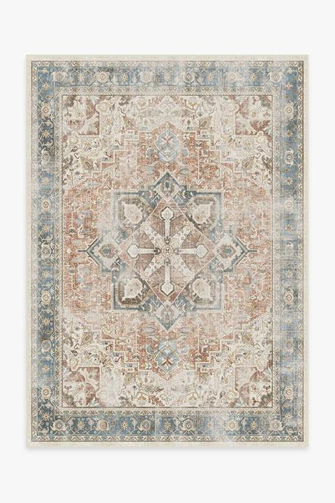 kamran coral A RC JB007 57 720x720 - Seven 5X7 Rugs For Your Bedroom And Living Room For A Warm Welcome