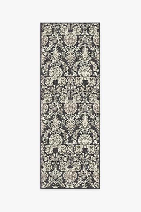 mickey damask charcoal A RC DY014 27 7276ebd4 d27e 44fa afea f47a0358e351 720x720 - 10 Rugs for Small Areas You Simply Cannot Live without